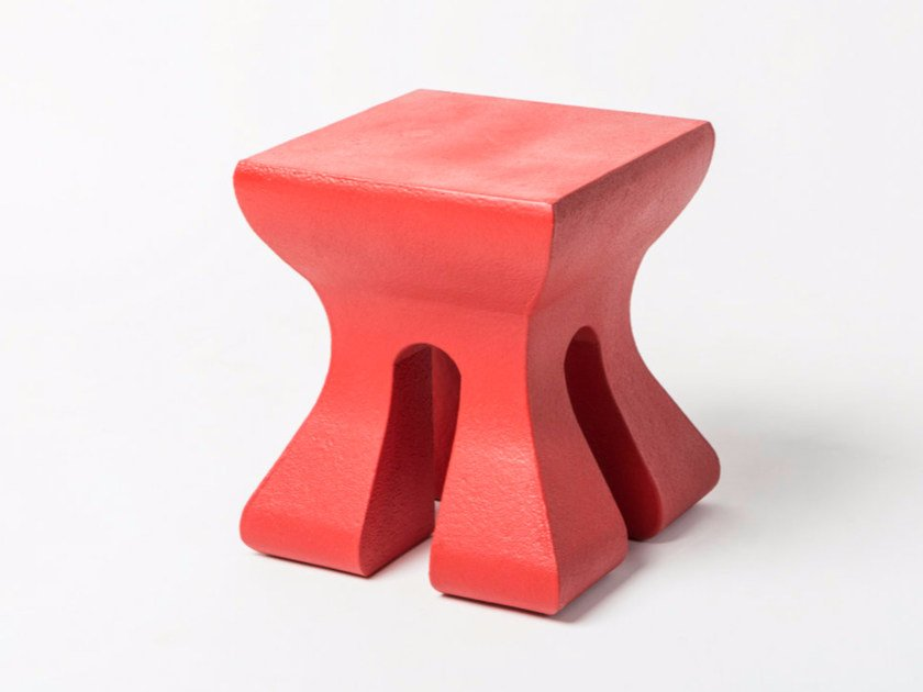 Poly Mass® stool THE FAMILY | Stool by Be Different
