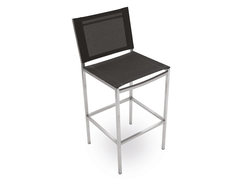 High Batyline® barstool CLAREMONT | Stool by INDIAN OCEAN