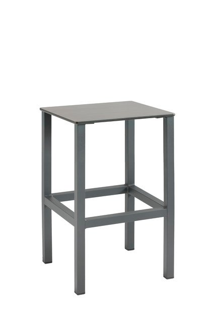 Stool with footrest LONDON | Stool by iSimar