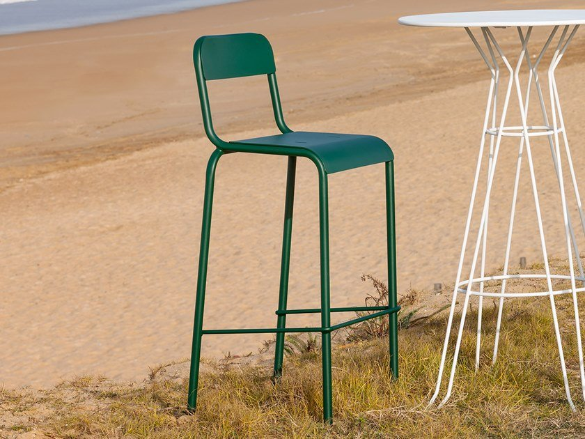 High stackable stool RIMINI | Stool by iSimar
