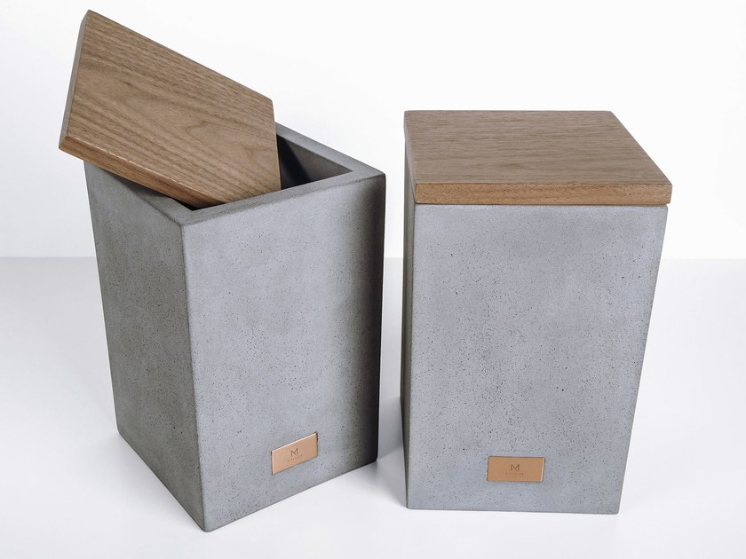 Cement storage box MINSHAPE | Storage box by Baltic Promo