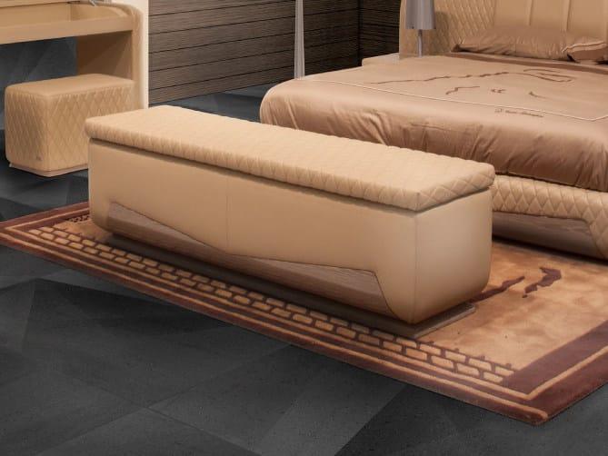 Leather storage chest KYALAMI | Storage chest by Tonino Lamborghini Casa