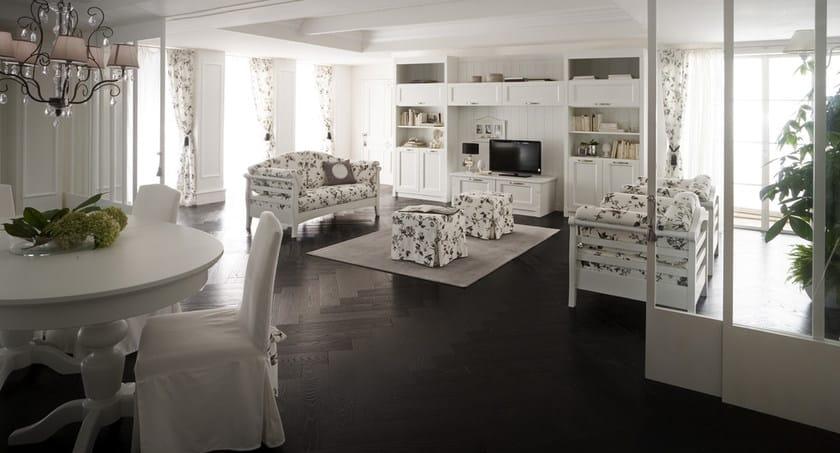 Classic melody parete attrezzata collezione kitchen - Callesella cucine prezzi ...