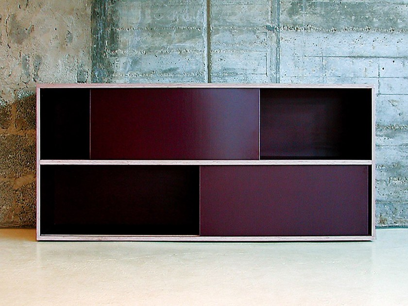 Sideboard with sliding doors STORE | Sideboard by Morgen