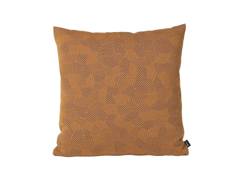 Cuscino quadrato in tessuto STORM   Cuscino quadrato by Hem