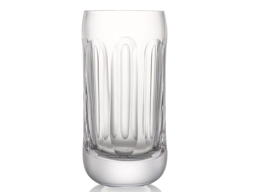 Crystal beer glass STORYTELLERS STRIPES by Rückl
