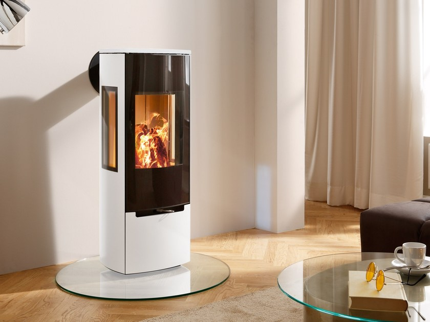 Wood-burning stove STOVO L by SPARTHERM