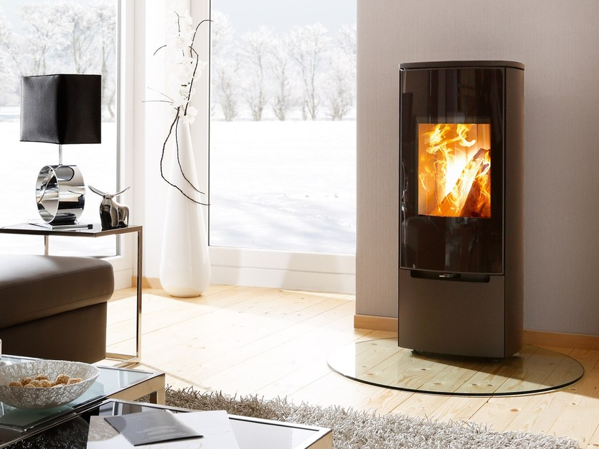 Wood-burning stove STOVO S by SPARTHERM