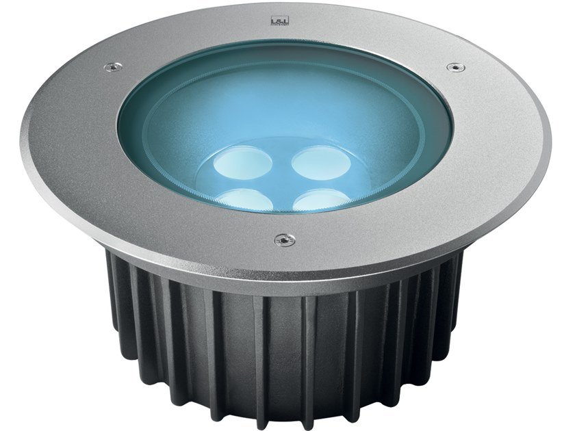 LED walkover light outdoor steplight Stra 5.0 by L&L Luce&Light