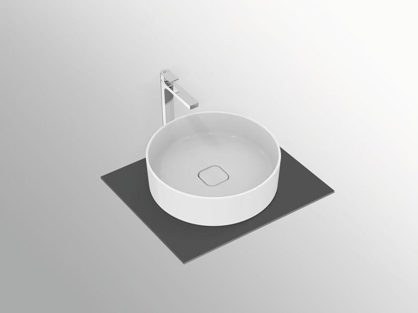 Vasque à poser rond en céramique STRADA II - T2959 by Ideal Standard