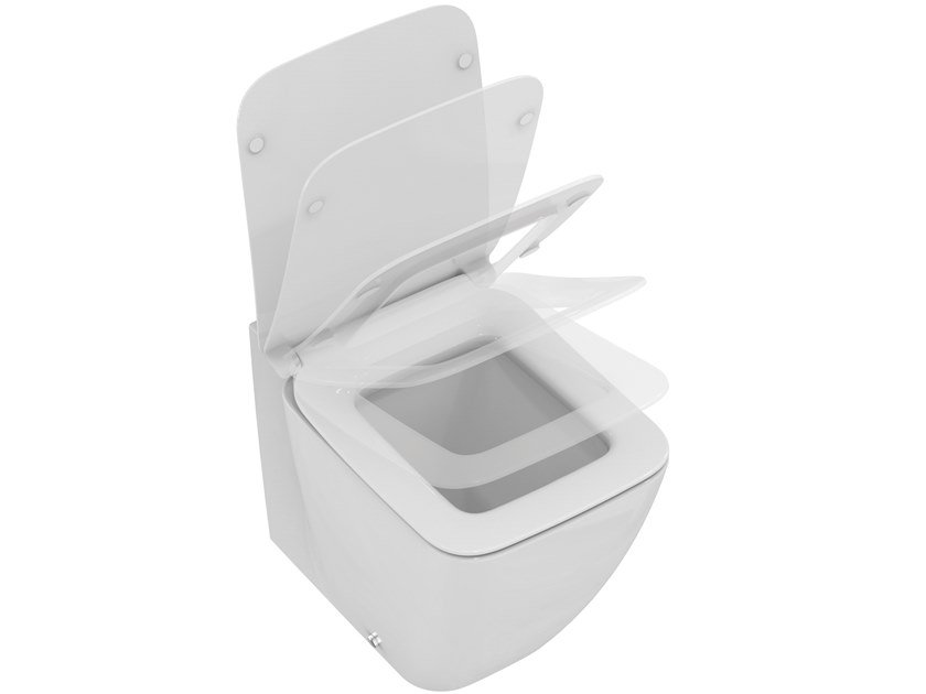 WC sur pied STRADA II - T359901 / T359801 by Ideal Standard
