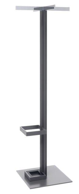 Metal coat stand STRAIGHT | Metal coat rack by Schönbuch