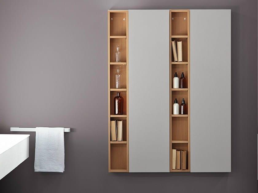 Suspended bathroom cabinet STRATO | Bathroom cabinet by INBANI