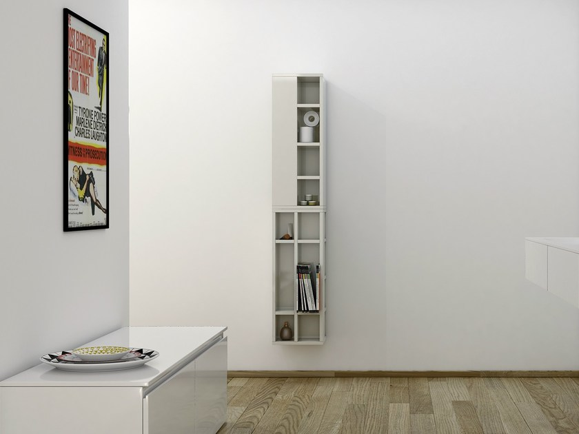 Open wall cabinet STRATO | Wall cabinet by INBANI