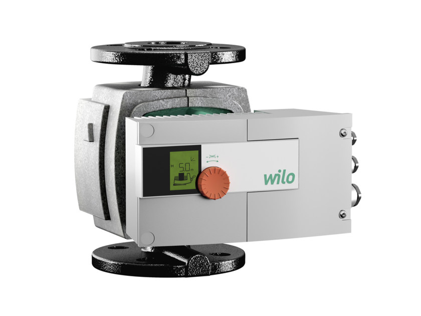 Pump and circulator STRATOS by WILO Italia