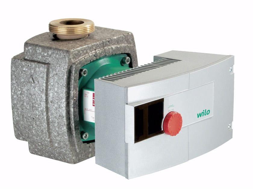 Pump and circulator STRATOS Z by WILO Italia