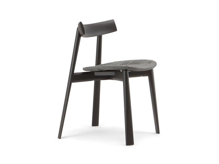 Remo Chaise En Paille Collection Remo By Cizeta Labbate Design