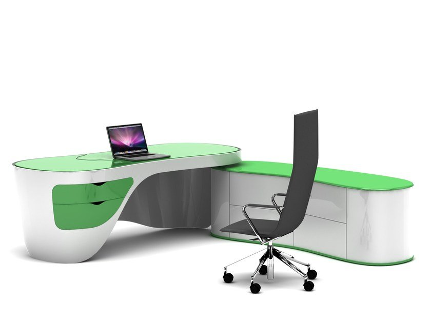 Executive desk with drawers STREEM | Executive desk by Tuna Ofis