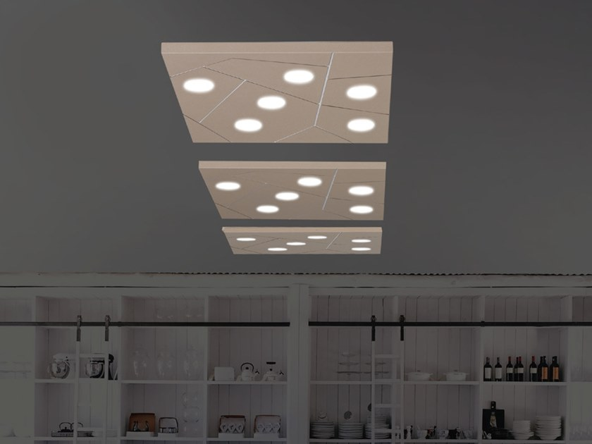 Ceiling light STREET | Ceiling light by Cattaneo