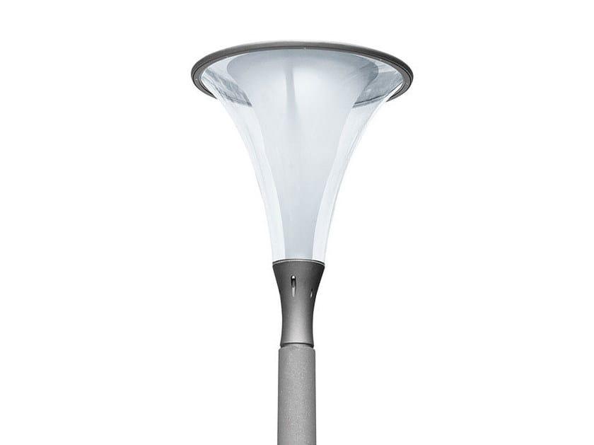 Fiamma lampione stradale collezione fiamma by iguzzini design