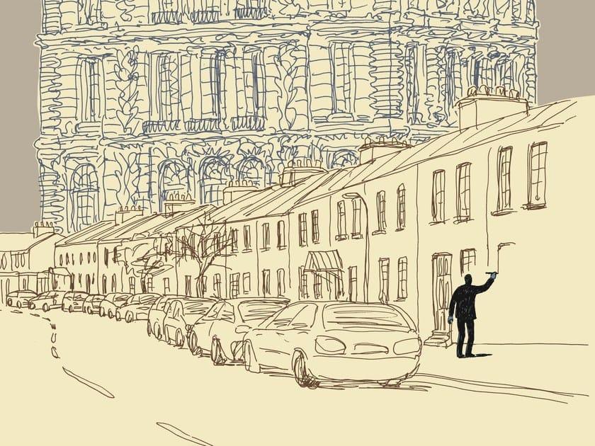Wallpaper STREET by Wallpepper