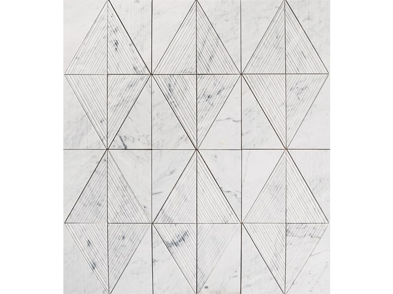 Marble wall/floor tiles STRETCH by Lithos Mosaico Italia