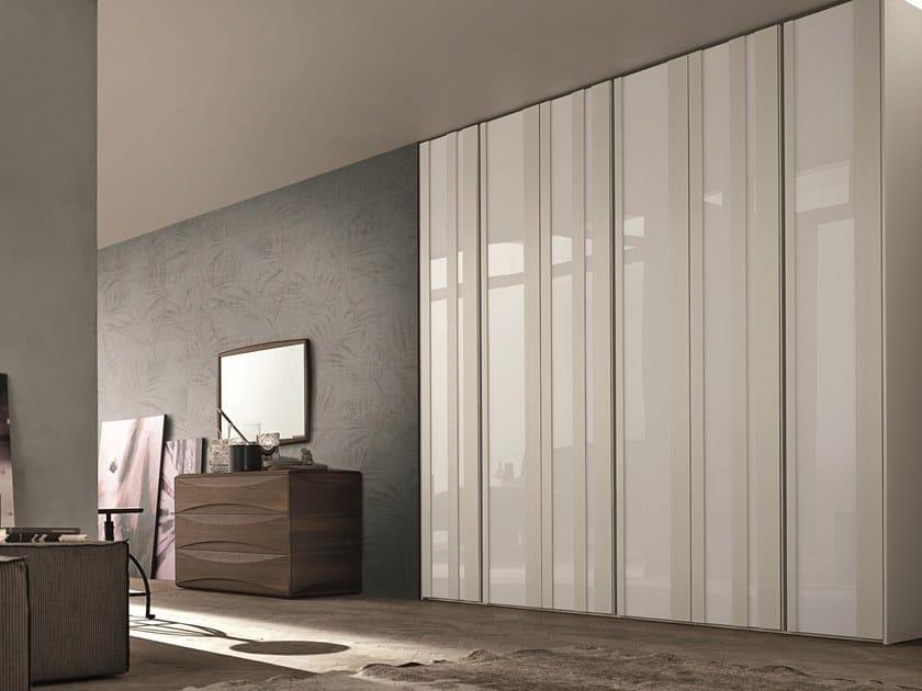 Lacquered wardrobe STRIKE | Lacquered wardrobe by Gruppo Tomasella