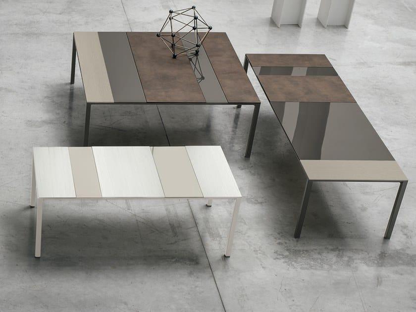 Strike tavolino collezione strike by gruppo tomasella for Tomasella prezzi