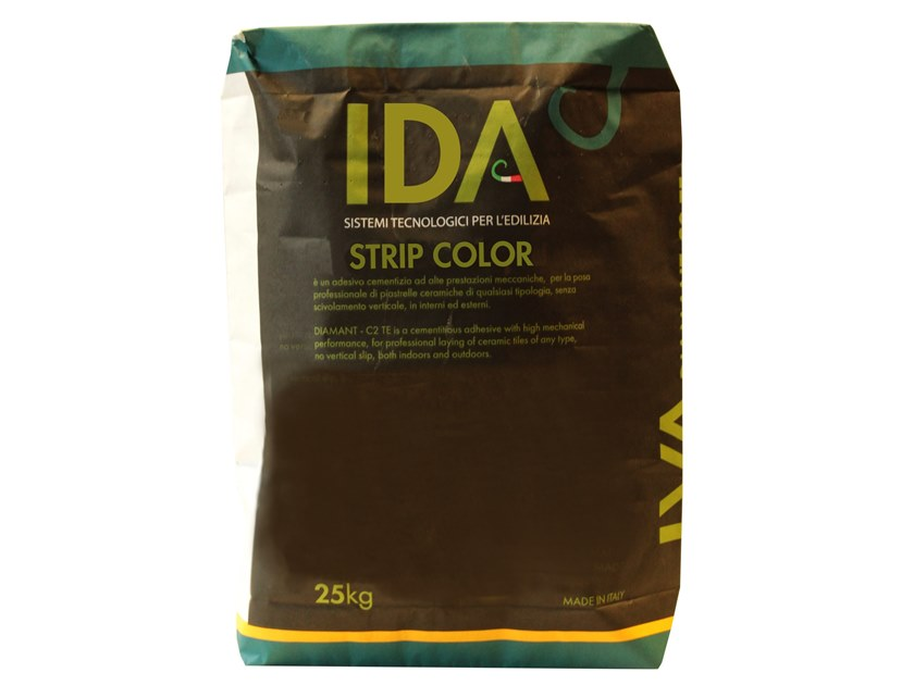 Cement sealant STRIP COLOR by IDA