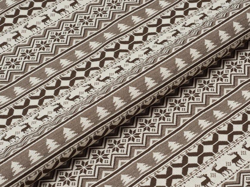 Fire retardant upholstery fabric STELVIO 14 by PRIMA