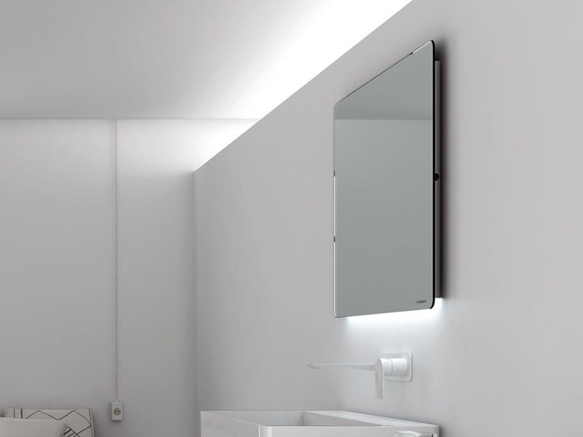 Structure specchio per bagno by inbani design arik levy