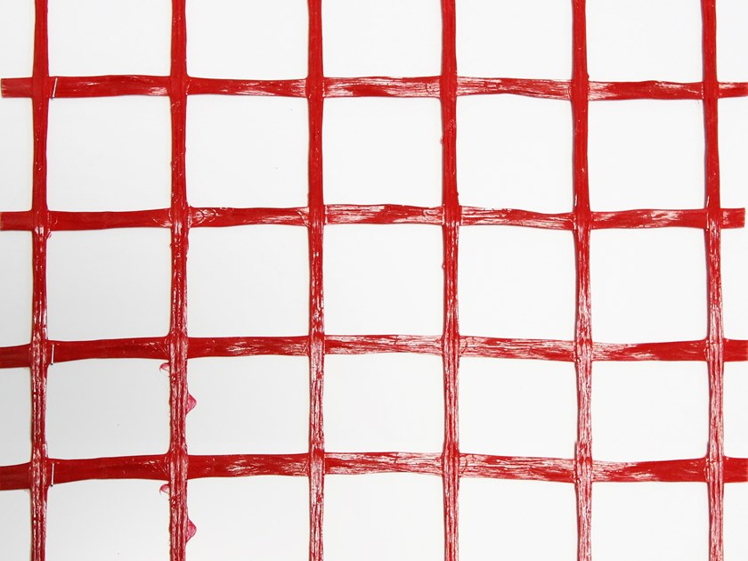 Glass-fibre reinforcing mesh GLASSTEX STRUKTURA 340 by Biemme