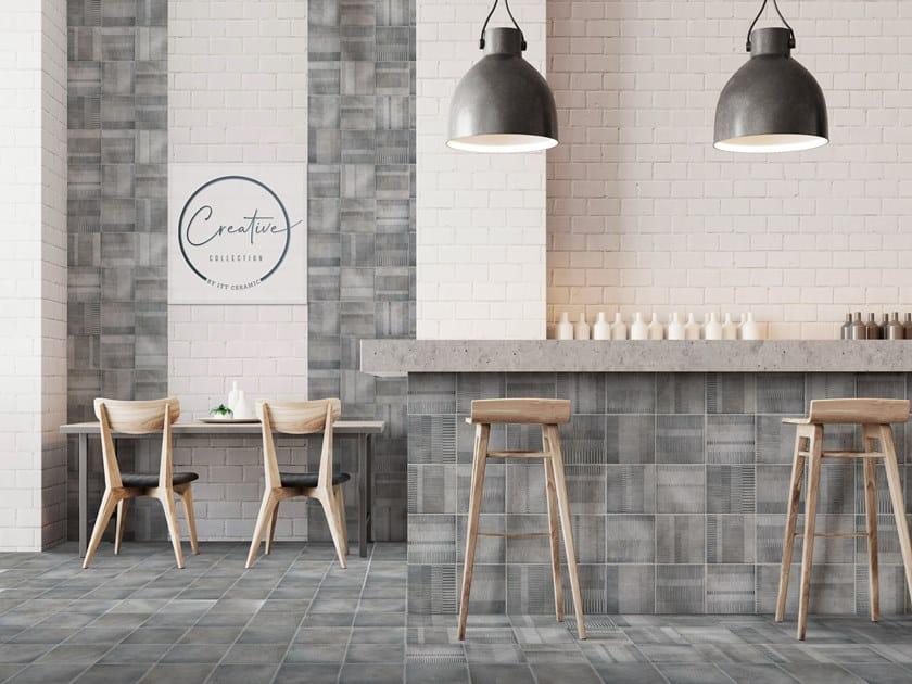 Porcelain wall/floor tiles STUDIO by ITT Ceramic