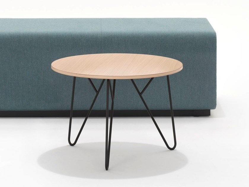 Round coffee table STUDIO | Round coffee table by BENE