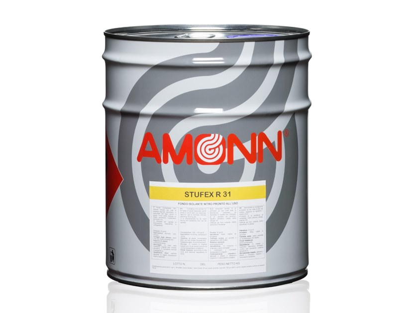 Ready-to-use, non-film-forming, insulating primer STUFEX R 31 by J.F. AMONN