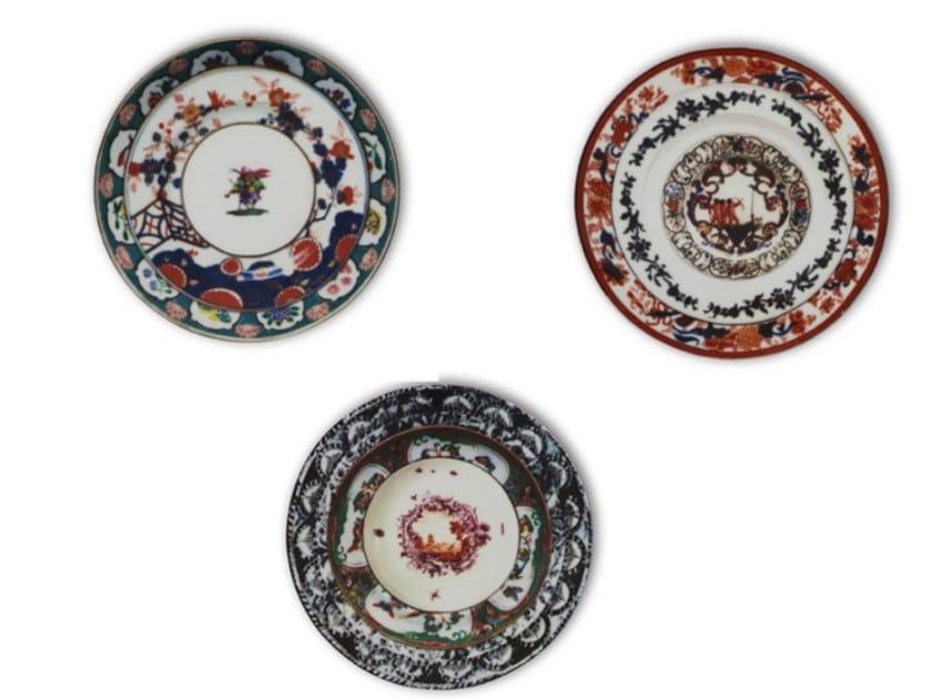 Ceramic plate STUNK FUNK by Mineheart