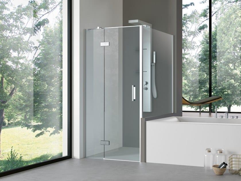 STYLÉ | Box doccia con porta a battente
