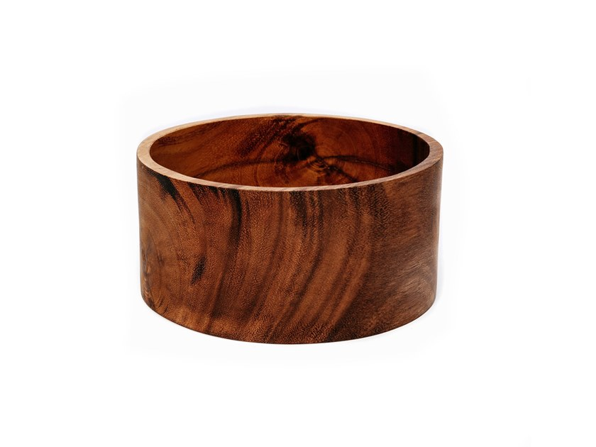 Suar wood salad bowl SUAR M by Bazar Bizar