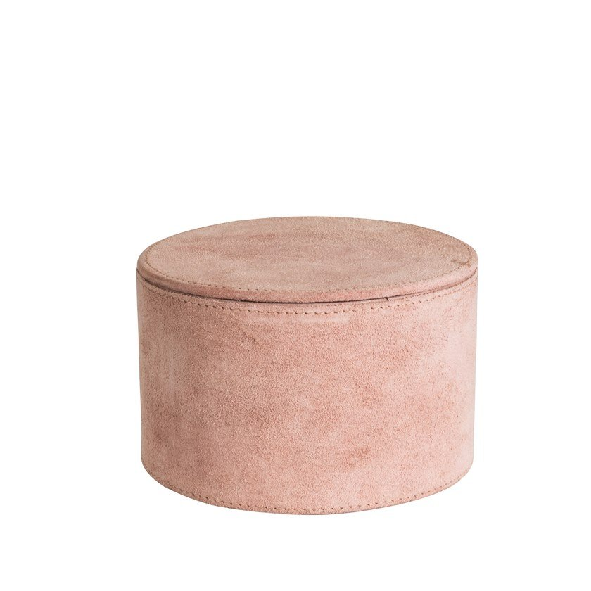Suede storage box SUEDE BOX MEDIUM by 101 Copenhagen