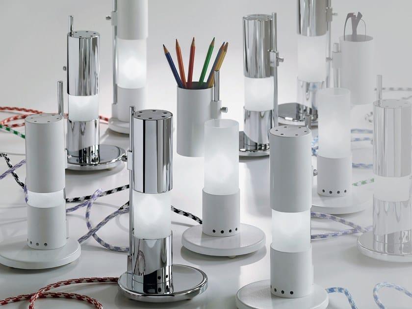 Swivel desk lamp SÙEGIÒ by Cattaneo
