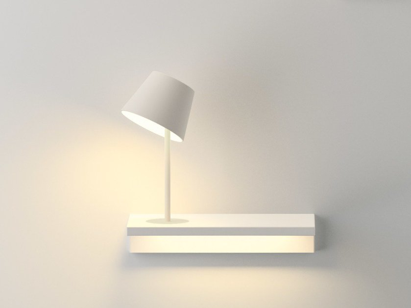 LED wall lamp SUITE 6045 by Vibia