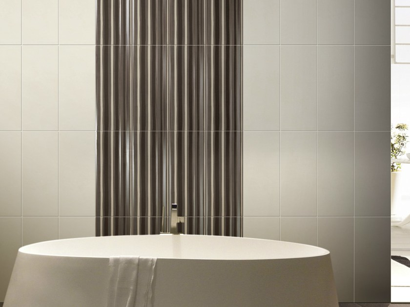 Double-fired ceramic wall tiles SUITE LINE by CERAMICHE BRENNERO