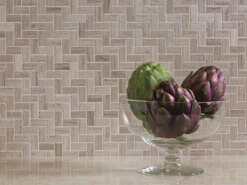 Marble mosaic SUKOSHI by AKDO