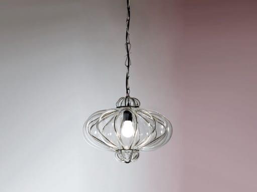 Siru Lampada Di 106 Vetro In Sultano A Sospensione Ms Murano nOPw80k