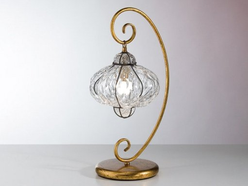 Murano glass table lamp SULTANO MT 106 by Siru
