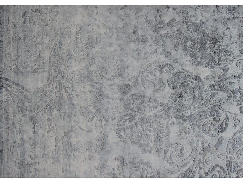 Handmade rug SUMATRA SILEX by EDITION BOUGAINVILLE