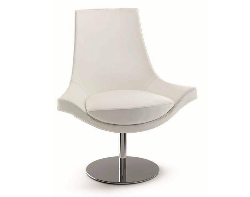 Swivel easy chair high-back SUMI | Easy chair high-back by Cizeta