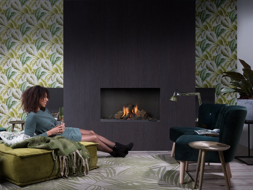 Gas fireplace SUMMUM 100 F by Element4
