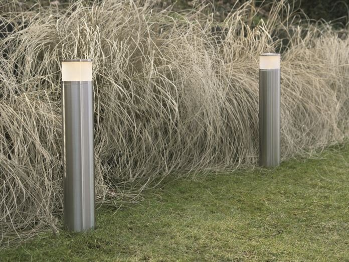 Stainless steel bollard light SUMO FL by BEL-LIGHTING