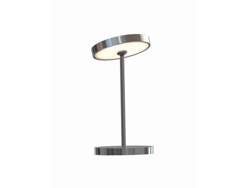 LED adjustable table lamp with fixed arm SUN TABLE by Top Light